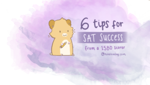 6 Tips for SAT Success!