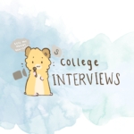 College Interview Blues